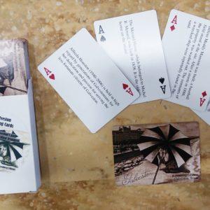 Rosenberg Library Galveston History Playing Cards