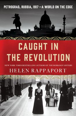 'Caught in the Revolution' cover