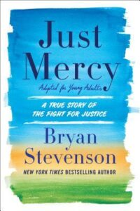 'Just Mercy' cover