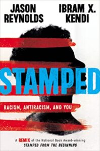 'Stamped' cover