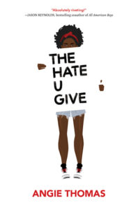 'The Hate U Give' cover