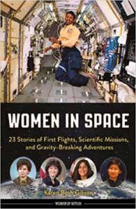 'Women in Space' cover