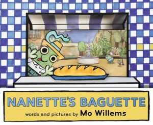 'Nanette's Baguette' cover