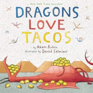 'Dragons Love Tacos' cover