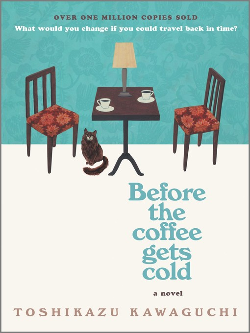 'Before the Coffee Gets Cold' cover