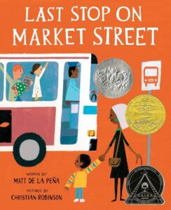 'Last Stop on Market Street' cover