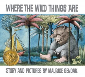 'Where the Wild Things Are' cover