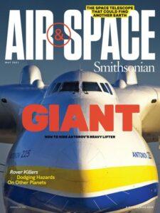 'Air & Space' magazine cover