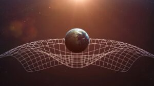 'Einstein's Gravity Bends Space-Time' on Kanopy