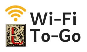 Rosenberg Library Wi-Fi To-Go logo